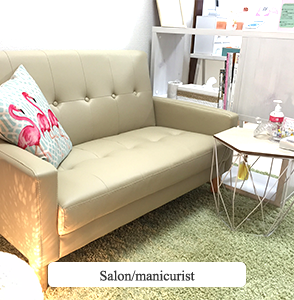 Salon/manicurist